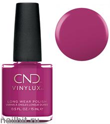 293 Vinylux CND Brazen Brazen Весна 2019 Коллекция Exclusives (cтильный фиолетовый оттенок)