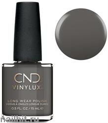 296 Vinylux CND Silhouette Весна 2019 Коллекция Exclusives (сдержанный серый оттенок)