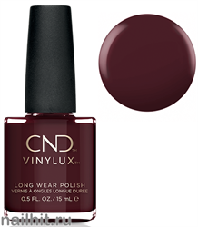 304 Vinylux CND Black Cherry Весна 2019 Коллекция Exclusives (глубокий вишневый оттенок)