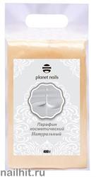 "12246 Planet Nails Парафин для ванн ""Натуральный"" 400гр"