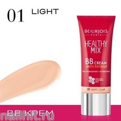 """Bourjois 670001 ВВ-крем для лица """"Healthy Mix"""" тон 1 LIGHT"""