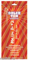 """13683 Dolce Tan Крем для загара 15мл 1004 DT """"Malibu B-52"""" с комплексом минералов мертвого моря, микроэлементами, экстрактами красных водорослей (для морского загара)"""