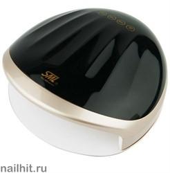 13966 SML S5 Лампа для ногтей LED/UV (68Вт, 33 светодиода LG) Luxury gold color base black cover