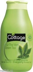 042529 Cottage Гель для душа Бодрящий 250мл Зеленый Чай