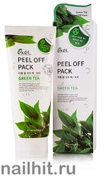 13802 Ekel Маска-плёнка 9652 с экстрактом зеленого чая 180мл