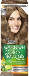 Garnier Краска для волос Колор Нэчралс 7.00 Темно-русый