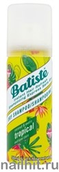 14874 Batiste Dry Shampoo Tropical Coconut&Exotic 50мл Сухой шампунь для волос