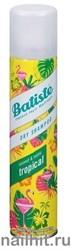 14873 Batiste Dry Shampoo Tropical Coconut&Exotic 200мл Сухой шампунь для волос