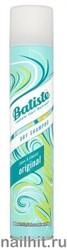 14867 Batiste Dry Shampoo Original Clean&Classic 200мл Сухой шампунь для волос