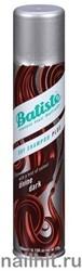 14859 Batiste Dry Shampoo Divine Dark 200мл Сухой шампунь для темных волос