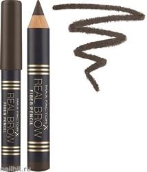 "50088 Max Factor Карандаш для бровей ""Real Brow Fiber Pencil"" тон 005 rich brown"