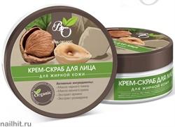 230284 Bliss Organic Крем-скраб для жирной комбинированной кожи лица 150гр