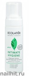 171562 Ecolab Ecolatier Inspirat Пенка нежная для интимной гигиены Intimate Hygiene 150мл