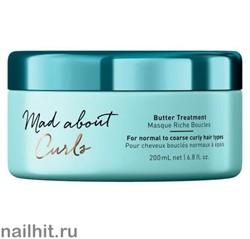 394931 Schwarzkopf Mad About Curls Butter Treatment 200мл Маска для кудрявых волос