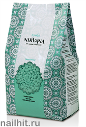 13823 White Line Воск горячий плёночный 1кг Nirvana Сандал