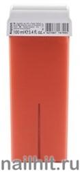 8590 Kapous 1227 Жирорастворимый воск с ароматом Апельсина в картридже 100мл