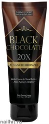 106 Sun Luxe Крем для загара в солярии Black Chocolate 20x Шоколадное безумие 125мл