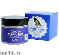 10423 Jigott Крем 4087 Антивозрастной крем с экстрактом ласточкиного гнезда 70мл Bird's Nest Wrinkle Cream