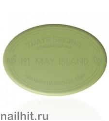 15357 May Island 0655 Мыло для проблемной кожи 7Days Secret Centella Cica Pore Cleansing Bar