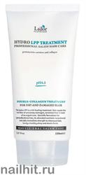 13110 Lador Маска для волос 0742 Увлажняющая для сухих и поврежденных волос 150мл Hydro LPP Treatment