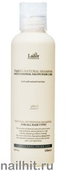 13116 Lador Шампунь для волос 1008 Бессульфатный органический 150мл Triplex Natural Shampoo