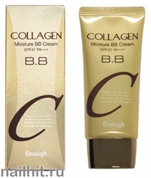 16001 Enough 0269 Увлажняющий BB крем с коллагеном 50мл Collagen moisture BB cream