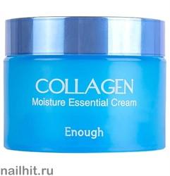 15991 Enough 3031 Увлажняющий с гидролизованным коллагеном 50мл Collagen Moisture Essential Cream