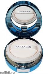 15996 Enough 0029 Увлажняющий кушон с коллагеном, тон 21 Collagen Aqua cushion #21