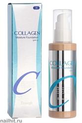 15998 Enough 2379 Увлажняющий тональный крем для лица с коллагеном, тон №21 Collagen moisture foundation #21 100мл
