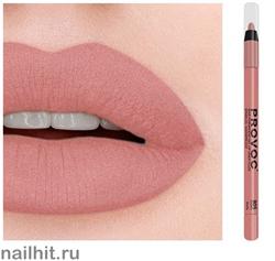 14322 Provoc № 805 Steela Гелевый карандаш для губ, коралловый нюд