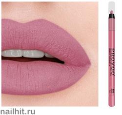 14323 Provoc № 806 Roziz Гелевый карандаш для губ, лилово- розовый нюд