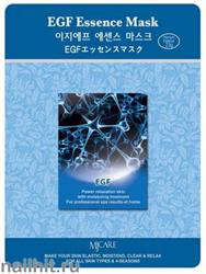 13588 Mijin Маска тканевая для лица с EGF-пептидами 23гр антивозрастная