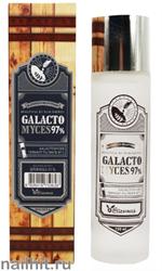 14942 Elizavecca 0628 Сыворотка для лица с 97% ферментированными экстрактами галактомиса 150мл