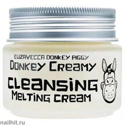 14906 Elizavecca 9144 Крем для лица Очищающий, сливочный для удаления загрязнений и макияжа 100мл
