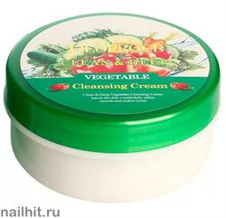 11215 Deoproce Крем для лица очищающий 300мл с экстрактом овощей