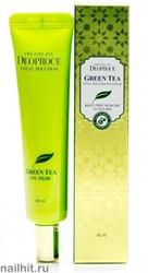 12004 Deoproce 0453 Крем для век увлажняющий с экстрактом зеленого чая 40мл