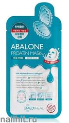 13162 Mediheal 8891 Маска для лица протеиновая с экстрактом морских моллюсков 35гр