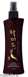 10413 La Miso Эссенция для волос увлажняющая с экстрактом красного женьшеня 150мл
