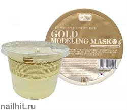 10404 La Miso Альгинатная маска для лица с частицами золота 28гр
