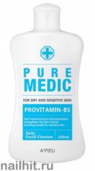 16108 A'PIEU 4672 Лосьон увлажняющий для лица на основе провитамина B5 210мл Puremedic Purity Lotion