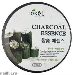 13827 Ekel 0231 Гель многофункциональный с экстрактом угля 300гр для лица и тела
