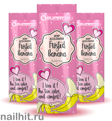 4519 SuperTan Крем-ускоритель загара 15мл Морозный банан Frosted Banana