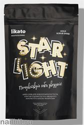 16322 Likato Скраб для тела Star Light Gold Scrub Shine 250мл