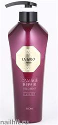 10409 La Miso Кондиционер для восстановления поврежденных волос 500мл
