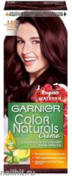 Garnier Краска для волос Колор Нэчралс 3.61 Сочная ежевика