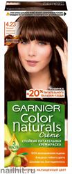 Garnier Краска для волос Колор Нэчралс 4.23 Холодный трюфельный каштан