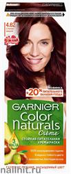 Garnier Краска для волос Колор Нэчралс 4.62 Спелая вишня