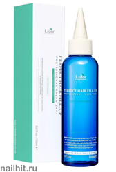 15386 Lador 4030 Ампульный филлер для восстановления волос 150мл Perfect Hair Fill-UP
