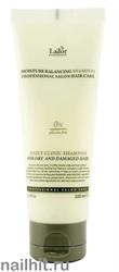 13133 Lador 7581 Увлажняющий шампунь для волос с растительными экстрактами 100мл Moisture Balancing Shampoo