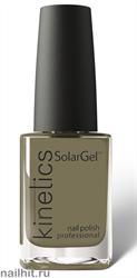 476 Kinetics SolarGel Лак гелевый для ногтей 15мл (Стойкий, БЕЗ уф-лампы)